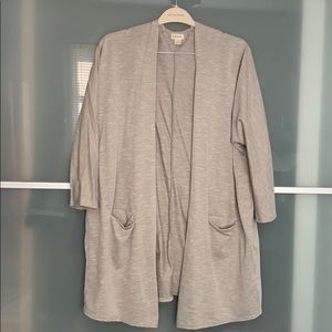 NWOT Cotton Open OS Summer Cardigan